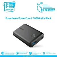 Angker Powerbank PowerCore II Fast Charging 10000mAH black Byba71