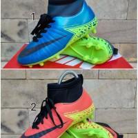 Sepatu Sepak Bola Anak Nike Hypervenom Skin High Import