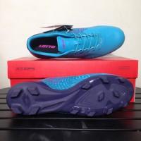 Sale Sepatu Bola Lotto Blade FG Scuba Blue L01010013 Original BNIB New