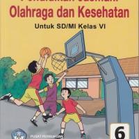 Buku SD Kelas 5 Buku BSE : PenJas OrKes untuk SD/MI kelas 6,