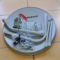 Antena Parabola Dish Offset Gardiner Mini 45 Cm