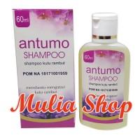 Shampoo ANTUMO Anti Kutu Rambut Anak Dewasa Shampo / Sampo sudah POM