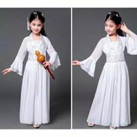 Kostum Hanfu Cina China ANAK Baju Chinese Adat Pakaian Traditional