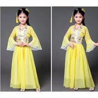 Kostum Baju Traditional Cina China ANAK Chinese Pakaian Hanfu Adat