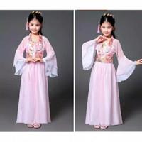 Baju Kostum ANAK Daerah Adat Cina China Chinese Hanfu Traditional Kuno
