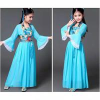Kostum ANAK Cina China Chinese Baju Traditional Adat Kuno Pakaian
