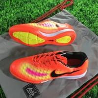 Sepatu futsal / putsal / footsal Nike Magista II Onda IC - Crimson DIS