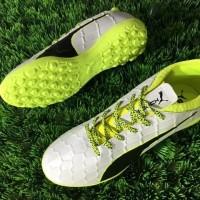 Sepatu futsal / putsal / footsal Puma EvoTOUCH 3 TF - Birch DISKON