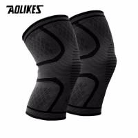 AOLIKES Knee Support Wrap Leg Sleeves