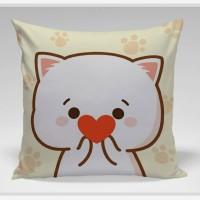 Bantal Sofa / Cushion - Cat Footprint