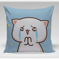 Bantal Sofa / Cushion - Cat Cry