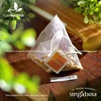 Singabera Teh Premium Indonesia - Singabera Chamomile Lemongrass 1tb