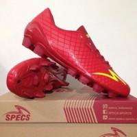 Sepatu Bola Specs Accelerator Exocet FG Dark Red 100764 Original BNI
