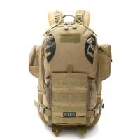 Tas Ransel Backpack Outdoor Tactical Kapasitas Besar Asli Import