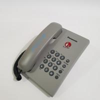 Telepon Kabel Panasonic KXTS505 IT COM - Abu / Telepon Meja Kantor
