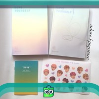 """[UNSEALED] BTS - Answer """"Album only   poster"""""""