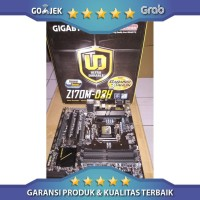 Gigabyte Motherboard GA-Z170M-D3H