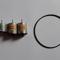 dinamo mesin ayunan polar paket 3pcs