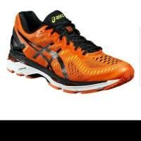 Sepatu assic original orange