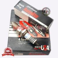 Busi Spark plug Autolite APP63 Double Platinum Original USA - NISSAN