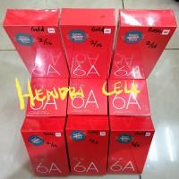 HP XIAOMI REDMI 6A - (XIAOMI Mi 6 A 2/16GB) GOLD -GREY DAN ROSE / Pink
