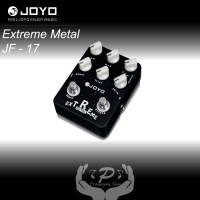 Joyo Extreme Metal Efek Gitar JF 17 Original Guitar Effect JF17