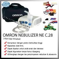 Omron Nebulize NEC28 Alat Kesehatan Uap Inhalasi Oksigen