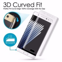 Samsung Galaxy S6 Edge Plus 3D Full Cover Anti Gores Screen Protector