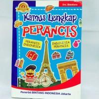 Kamus Lengkap Bahasa Perancis Indonesia