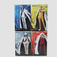 D - Figure One Piece Set Figure Aokiji Kizaru Figure Akainu Sengoku