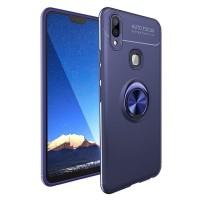 Case Autofocus Invisible Iring Vivo V9 / Vivo V9 Pro Soft Case - Hitam