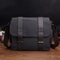 Tas Selempang Kanvas Pria Bodypack Bag | Men Sling Shoulder Bags