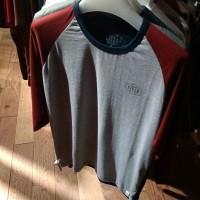 Kaos Eiger Two Side Colour LS T-Shirt K731 Original Keren Cowok Cewek