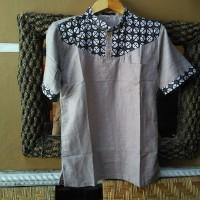 kemeja batik etnik hem etnik batik baju batik etnik baju koko batik