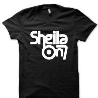 Tshirt Baju Kaos Anak Sheila On 7 - April Merch kids