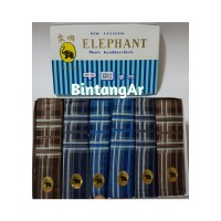 sapu tangan merk gajah | sapu tangan elephant |Handkerchief