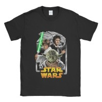 Baju Kaos Tshirt Star Wars 3 Hero