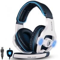 headset sades gaming pro stereo 903