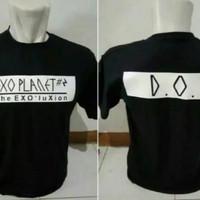 Baju Kaos Tshirt Pria Wanita EXO DO BIG SIZE 3XL 4XL