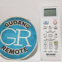 Remote Remot AC Sharp Plasmacluster Eco baby clean Original asli