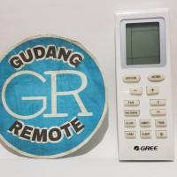 Remote Remot AC Gree / Sanyo / Daikin / Sharp YB1FA Grade Original