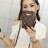 Tas ponsel android wanita model selempang simple korea style modis