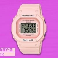 Jam Tangan Wanita Casio Baby-G BGD-560-4 Pink Ori BM