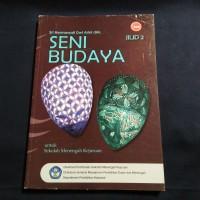BUKU SENI BUDAYA SMK KLS 2 BSE
