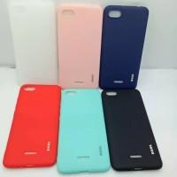 case Xiaomi redmi 6 / 6A softcase tebal candy full warna