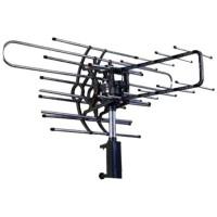 (FREE KABEL) ANTENA TV DIGITAL + BOOSTER SANEX WA850 TG LUAR / OUTDOOR