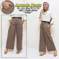 Celana kulot / celana panjang wanita / Celana katun / Celana kerja