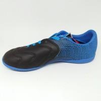 Ready Sepatu Futsal Specs Original Equinox In Black Tulip Blue New