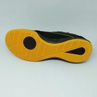 Ready Sepatu Futsal Specs Original Metasala Rival Black Yellow New