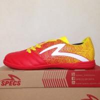 Ready Sepatu Futsal Specs Equinox In Emperor Red Yellow 400711